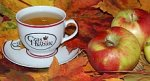 herbata jesień