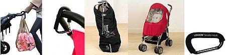 wózki torby