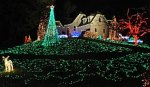 światełka dekoracje świąteczne