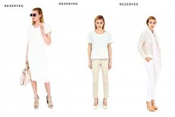 Nowy lookbook od Reserved