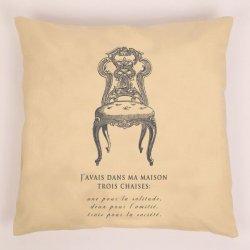 Kolekcja poduszek dekoracyjnych LA PETITE MAISON