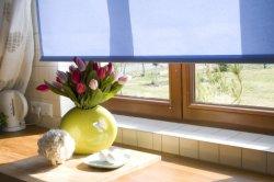Wiosenne dekoracje okienne