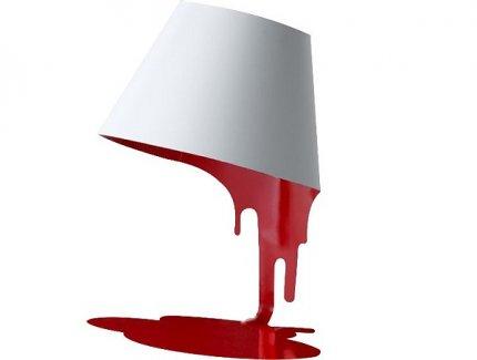 Lampa Stołowa Liquid, inspirowana Liquid Table Lamp