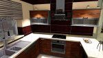 CAD Kuchnie   blaty