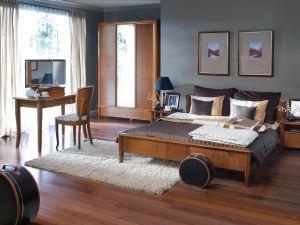Galeria łóżka Biały Sypialnie Stylownikcom