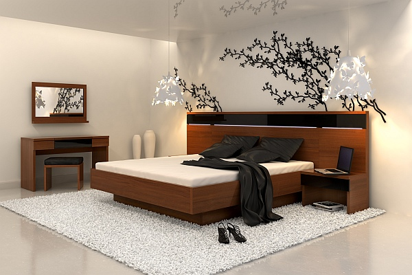 kernbuche passende wandfarbe interessante. Black Bedroom Furniture Sets. Home Design Ideas