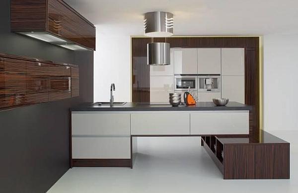 Meble kuchenne for Black red white kuchnie