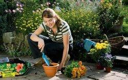 GARDENA combisystem – łopatka do kwiatków