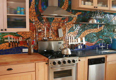 Mozaika W Kuchni Stylownik Com