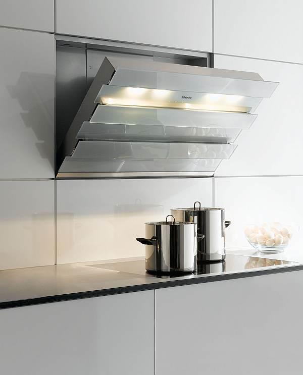 nowe wyci gi kuchenne firmy miele. Black Bedroom Furniture Sets. Home Design Ideas