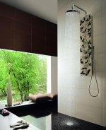 Panel natryskowy Kameleo Florial Light