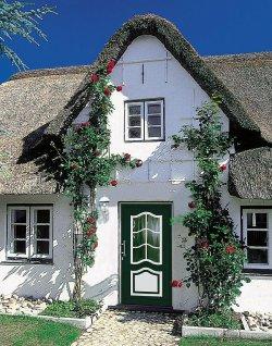 Drzwi Schüco ADS w zabytkowym budynku po renowacji
