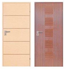 Drzwi Intarsja