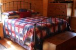 Łóżko sypialniane   rama metalowa
