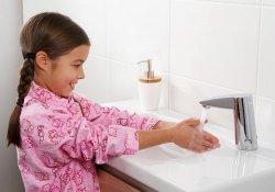 Nauka mycia rąk