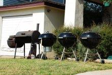 Przenośny grill