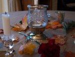 dekoracje stołu