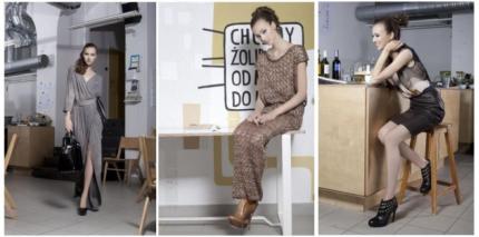 Sesja wizerunkowa kolekcji Natalii Jaroszewskiej