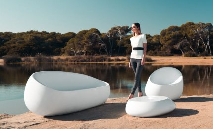 Design w ogrodzie