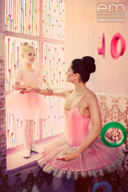 Suknia ślubna inspirowana sukienką baletową