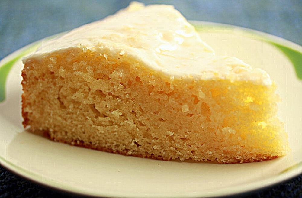 Ciasto jogurtowo-cytrynowe