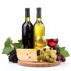 Wina i sery