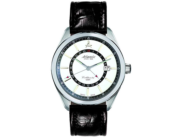Atlantic Worldmaster GMT