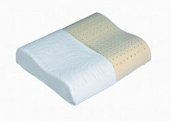 Lateksowa poduszka profilowana