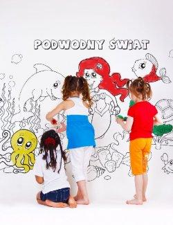 Ekologiczna kolorowanka dla dzieci