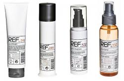 Koktajle dla włosów od marki REF
