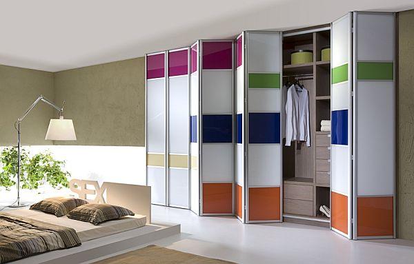 Duży komfort w małej sypialni