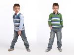 Ubrania dla chłopczyka