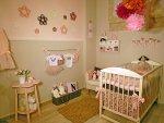 Pokój dziecka w kolorze różowym