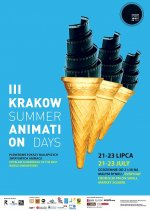III edycja Krakow Summer Animation Days
