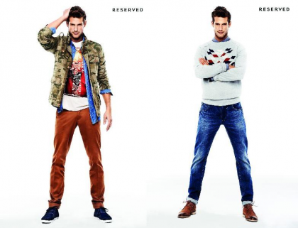 Nowe trendy w kolekcji męskiej Reserved