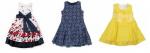 Wiosenne stylizacje dla dziewczynki